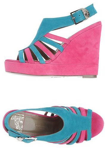 VERSACE COLLECTION Wedge