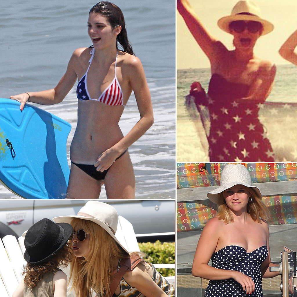 See How the Stars Celebrate the Fourth of July!