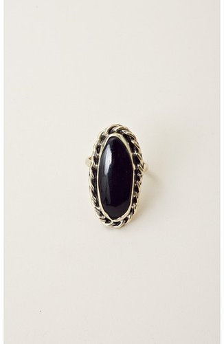 natalie b jewelry Two Raven Adjustable Ring