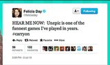 """Geek and Sundry's Felicia Day is a fan of Unepic, a platforming and role-playing game, based on an """"unepic hero"""" named Daniel."""