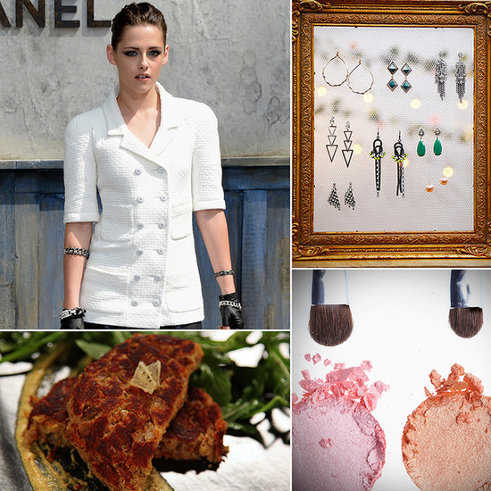 A Kristen Stewart Update, the Perfect Veggie Burger, and More: The Best of POPSUGAR Video This Week!