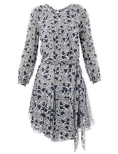 Isabel Marant Étoile Drewett floral-print dress
