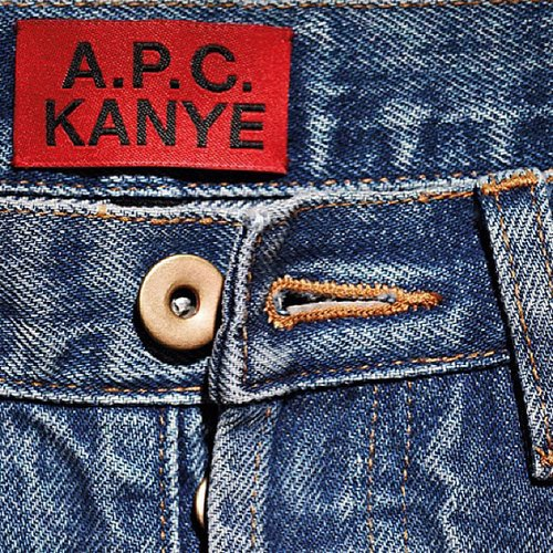 Kanye West APC Collaboration
