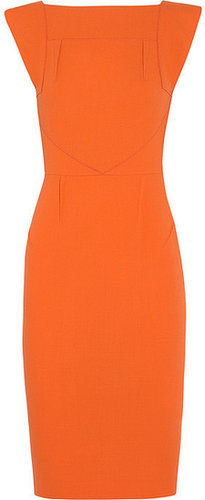 Roland Mouret Watson wool-crepe dress