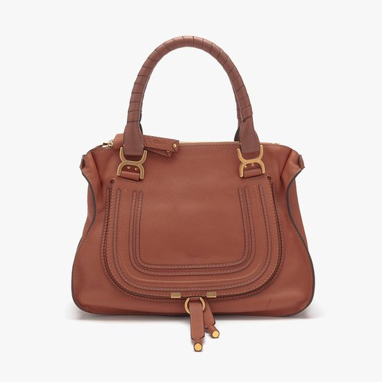 The Marcie Medium Satchel  ($798, originally $1,010)