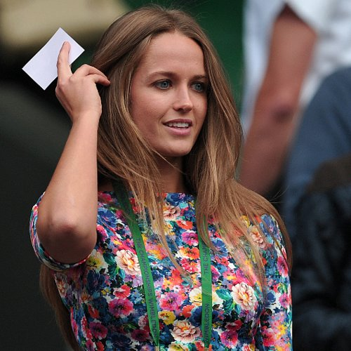What Kim Sears Wore to Wimbledon 2013