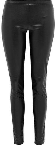 MICHAEL Michael Kors Stretch faux leather leggings
