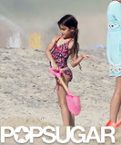Katie and Suri Escape to the Hamptons For the Holiday Weekend