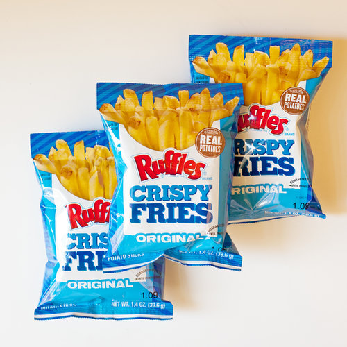 Ruffles Crispy Fries Review