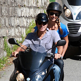 George Clooney and Stacy Keibler's Relationship | Pictures
