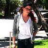 Kristen Stewart Heads to the Studio in LA | Pictures