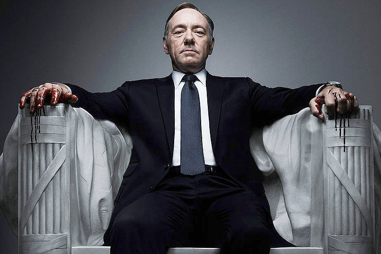 House of Cards Three wins total:  Outstanding directing for a drama series, David Fincher Outstanding casting for a drama series Outstanding cinematography for a single-camera series  Source: Netflix