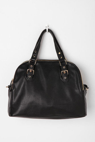 BDG Triple-Zip Carryall Satchel