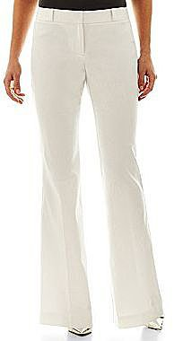 Worthington® Flap-Pocket Flared Pants