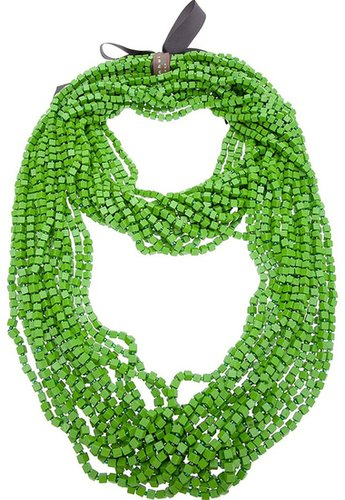 Jianhui 'The Next' beaded necklace