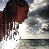 Is that Heidi Klum or Bo Derek? Heidi wore tight cornrows with colorful beads at the ends for a trip to the beach.  Source: Instagram user heidiklum