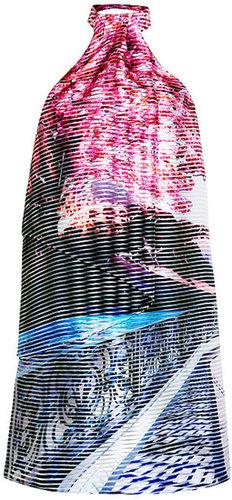 Preorder Mary Katrantzou Blossom Winding Road Dress