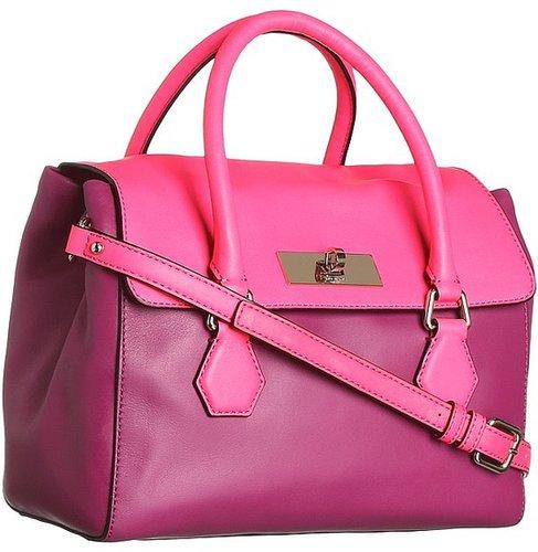 Kate Spade New York - Catherine Street Joanie (Black/Black) - Bags and Luggage