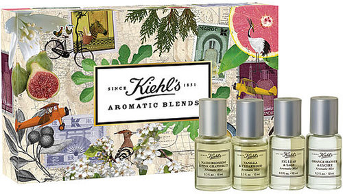 Kiehl's Since 1851 'Aromatic Blends - A Fragrance Journey Around the World' Coffret
