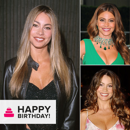 See Birthday Girl Sofia Vergara's Best Beauty Looks