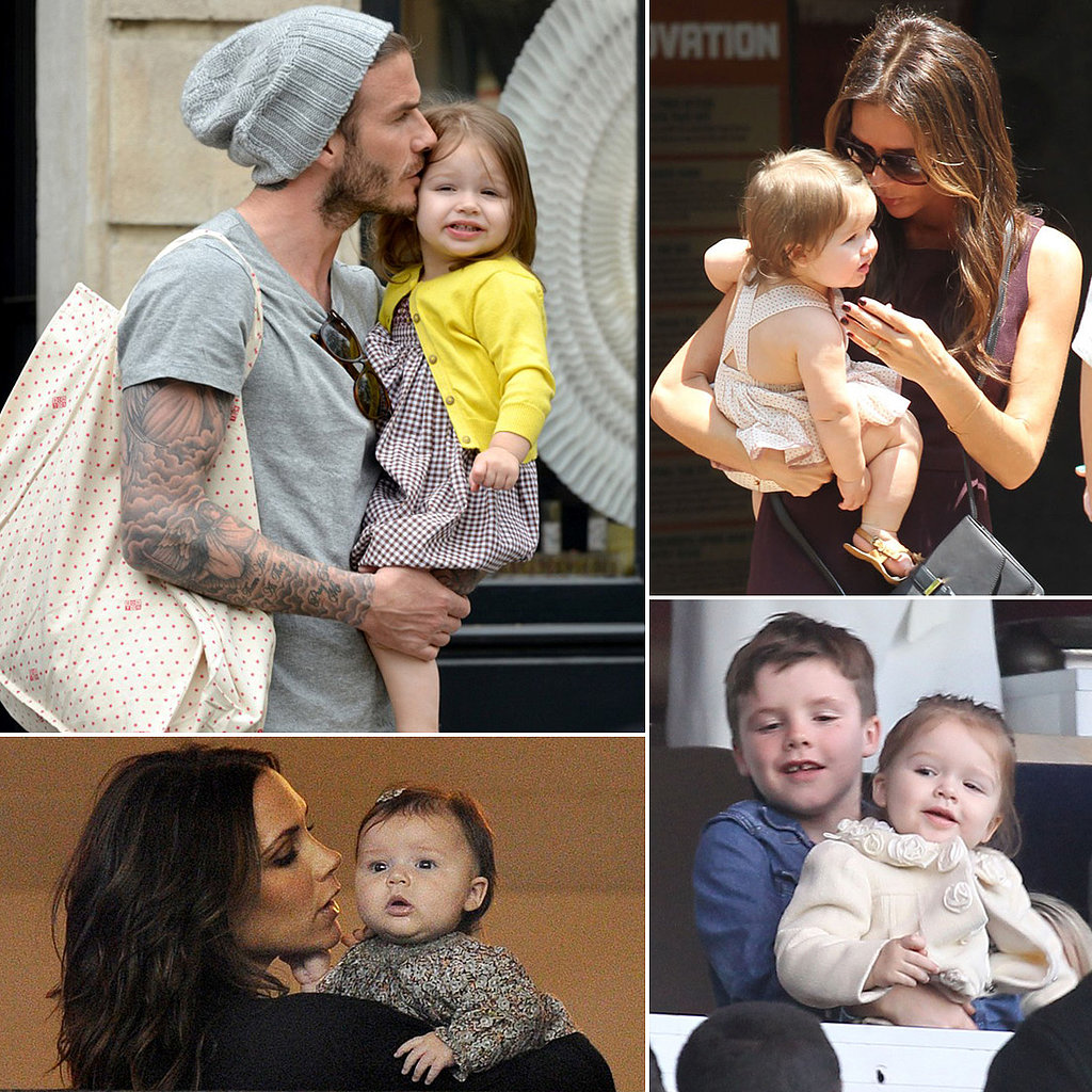 Happy Birthday, Harper Beckham — Check Out the Beckhams' Cutest Moments!