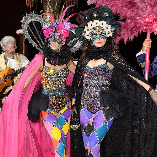 Dolce & Gabbana Venice Costume Party
