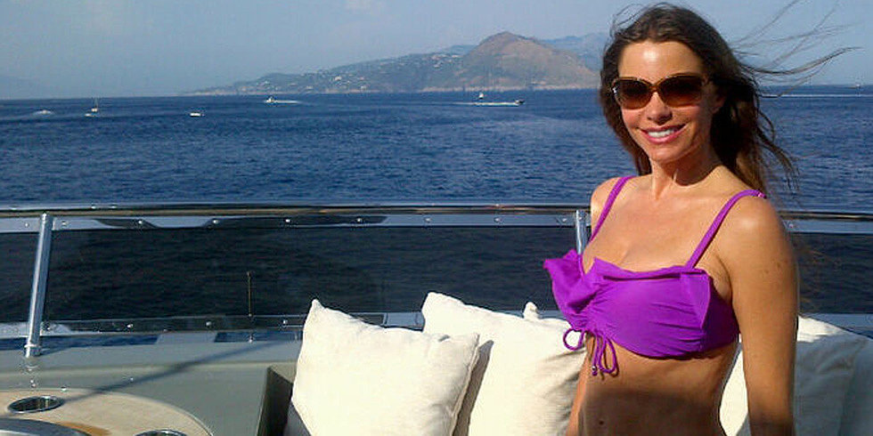 Sofia Vergara Knows Her Way Around a Bikini