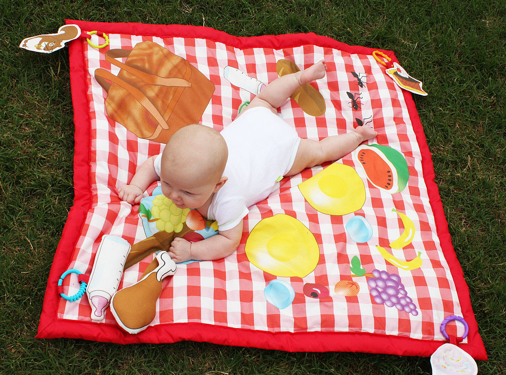BBs For Babies Picnic Play Mat