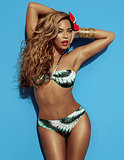 Beyoncé both starred in the H&M campaign and collaborated on the coveted beachwear designs. If we'll look half as good in the swimwear, sign us up! The enticing ads — which definitely weren't airbrushed — gave us a taste of Summer earlier this year in April.  Source: H&M