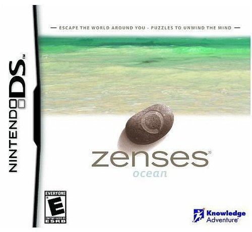 Knowledge Adventure Zenses: Ocean (Nintendo DS)