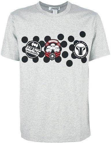 Comme Des Garçons Shirt printed t-shirt