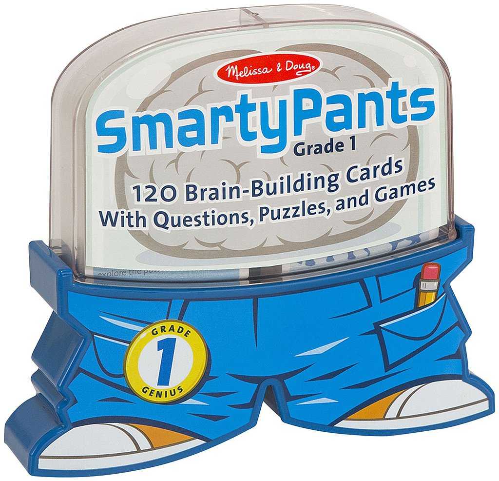 Smarty Pants Brain-Building Cards
