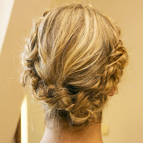 Braided Updo Tutorial