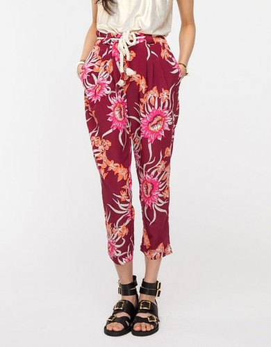 Fiesta Pleated Relaxed Pants