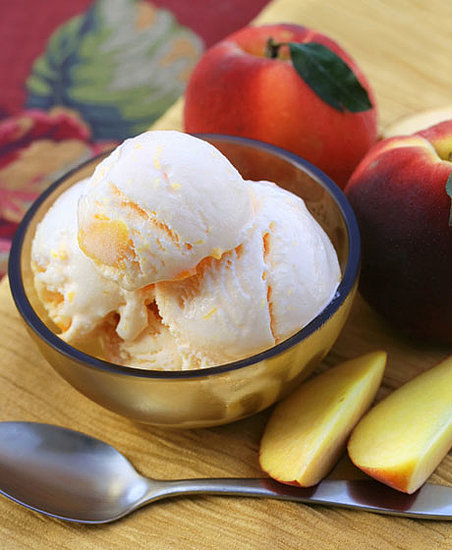 Wakaya Perfection Organic Peach Ice Cream