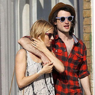 Sienna Miller and Tom Sturridge in London | Pictures