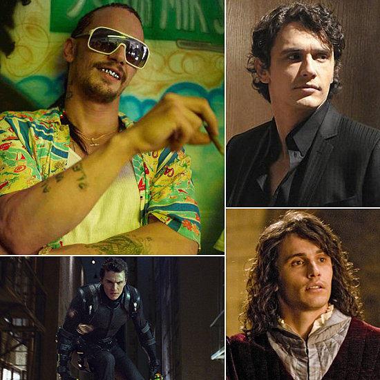 James Franco's Most Roast-Worthy Roles
