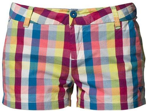 Roxy MOANA PLAID Shorts multicoloured