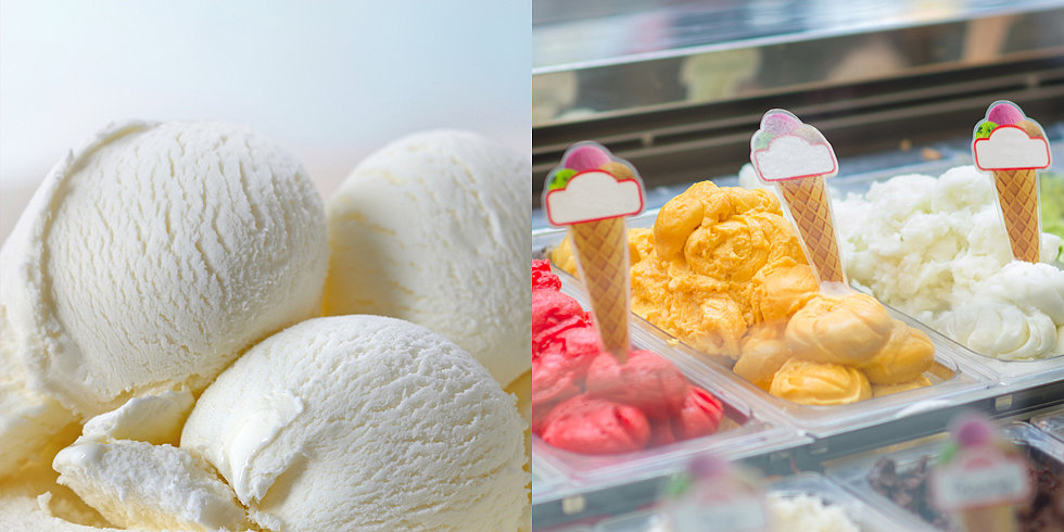 You Say Gelato, I Say Ice Cream: What's the Difference?