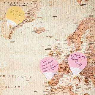 Travel-Themed Wedding Ideas