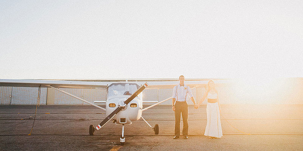 20 Terrific Travel-Themed Wedding Ideas
