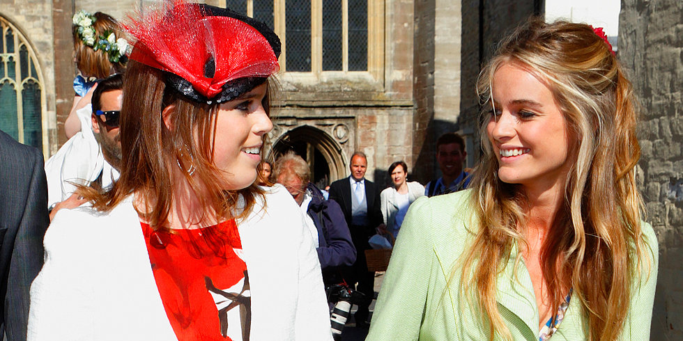 Cressida Bonas Might Just Take Prince Harry Off the Market For Good