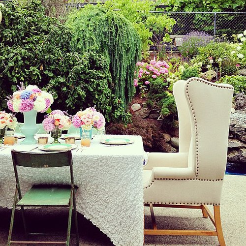 Vintage Furniture Wedding Tips