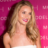 Rosie Huntington-Whiteley Celebrates With ModelCo