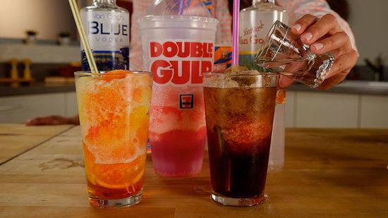 Toast to 7-Eleven's Birthday With a Slurry Slurpee