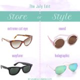 Lauren Conrad Summer Sunglass Tips