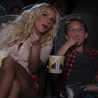 Britney Spears and Sons in Ooh La La Music Video
