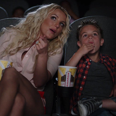 "Britney Spears's Boys Star in Her ""Ooh La La"" Video"