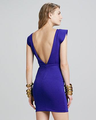 Alexis Vero Open-Back Dress