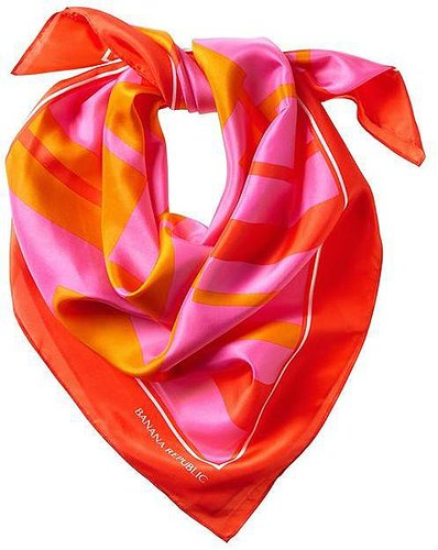 Winnie Silk Scarf